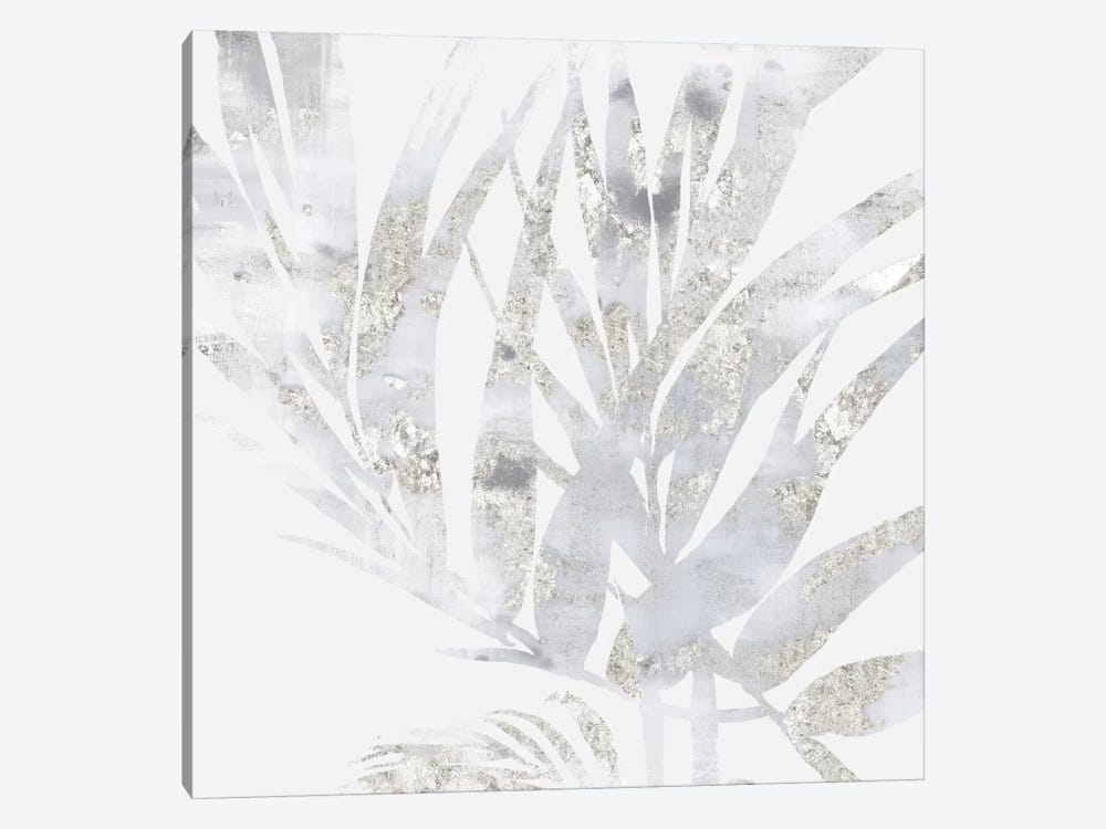 Faded Leaves I by Eva Watts 1-piece Canvas Art Print