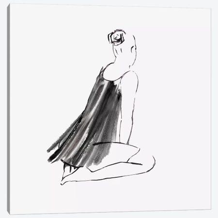 Leanna I  Canvas Print #EWA189} by Eva Watts Canvas Art