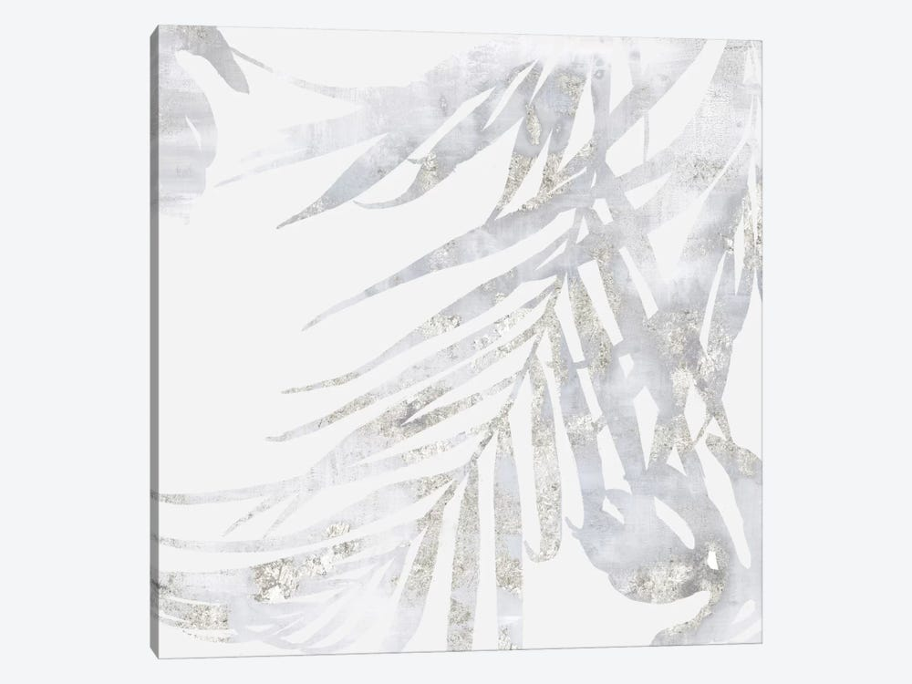 Faded Leaves II by Eva Watts 1-piece Canvas Artwork