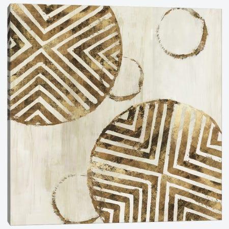 African Composition Canvas Print #EWA1} by Eva Watts Canvas Art Print