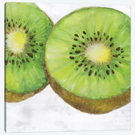 Fruit I Canvas Print #EWA20} by Eva Watts Canvas Wall Art