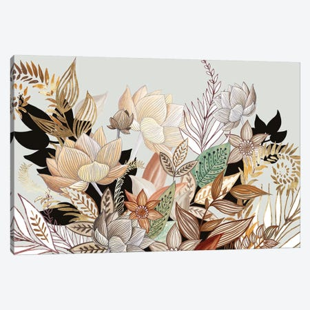 Woodland Fantasies  Canvas Print #EWA214} by Eva Watts Canvas Print