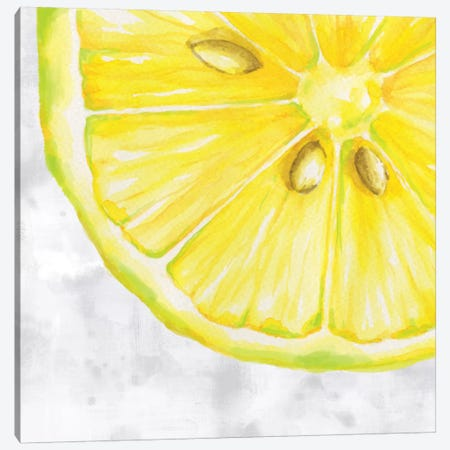 Fruit II Canvas Print #EWA21} by Eva Watts Canvas Artwork