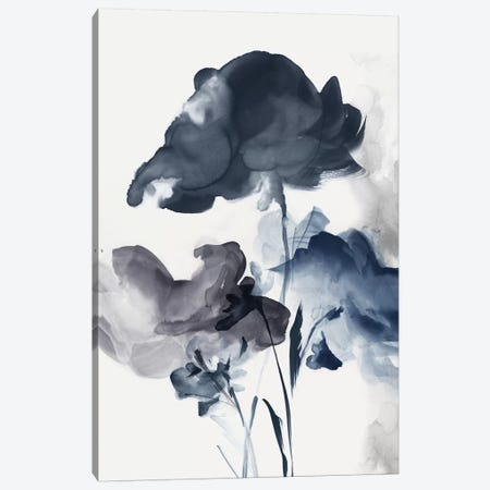 Azura Bouquet II  Canvas Print #EWA230} by Eva Watts Canvas Wall Art