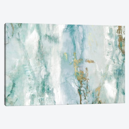 Blue Universe  Canvas Print #EWA233} by Eva Watts Canvas Art