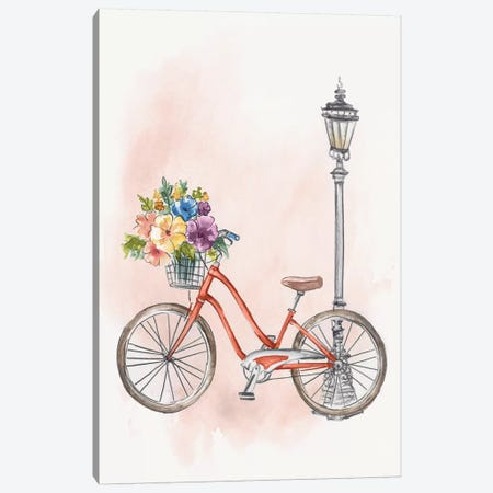 Escaping the City Canvas Print #EWA244} by Eva Watts Canvas Artwork