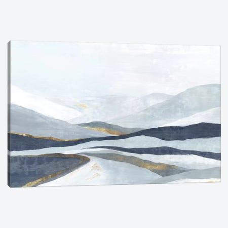 Far Away Land I Canvas Print #EWA248} by Eva Watts Art Print
