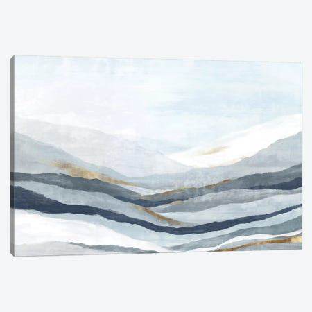 Far Away Land II 3-Piece Canvas #EWA249} by Eva Watts Art Print