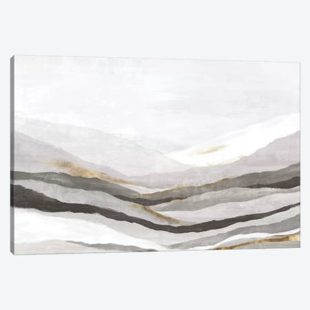 Far Away Land II Neutral Version  3-Piece Canvas #EWA250} by Eva Watts Canvas Art