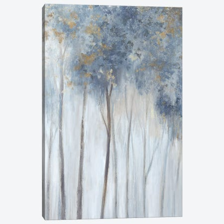 Fog and Gold I Canvas Print #EWA253} by Eva Watts Canvas Wall Art