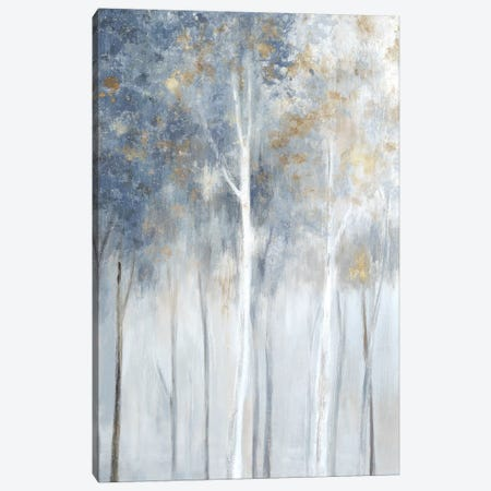 Fog and Gold II Canvas Print #EWA254} by Eva Watts Art Print