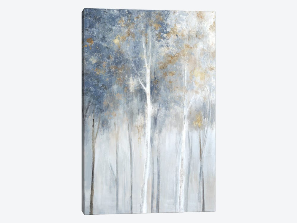 Fog and Gold II by Eva Watts 1-piece Canvas Print