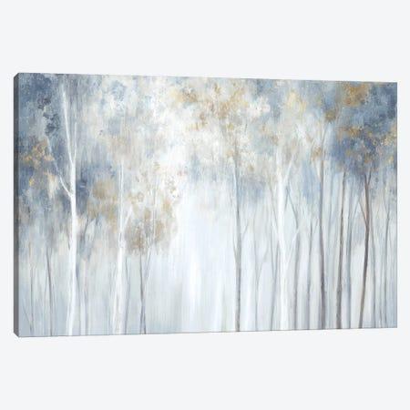 Forest Magic Canvas Print #EWA255} by Eva Watts Art Print