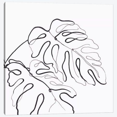 Infinity of Simple I Canvas Print #EWA268} by Eva Watts Art Print