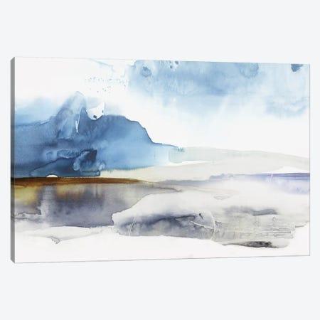 Lunar Landscape  Canvas Print #EWA273} by Eva Watts Canvas Wall Art