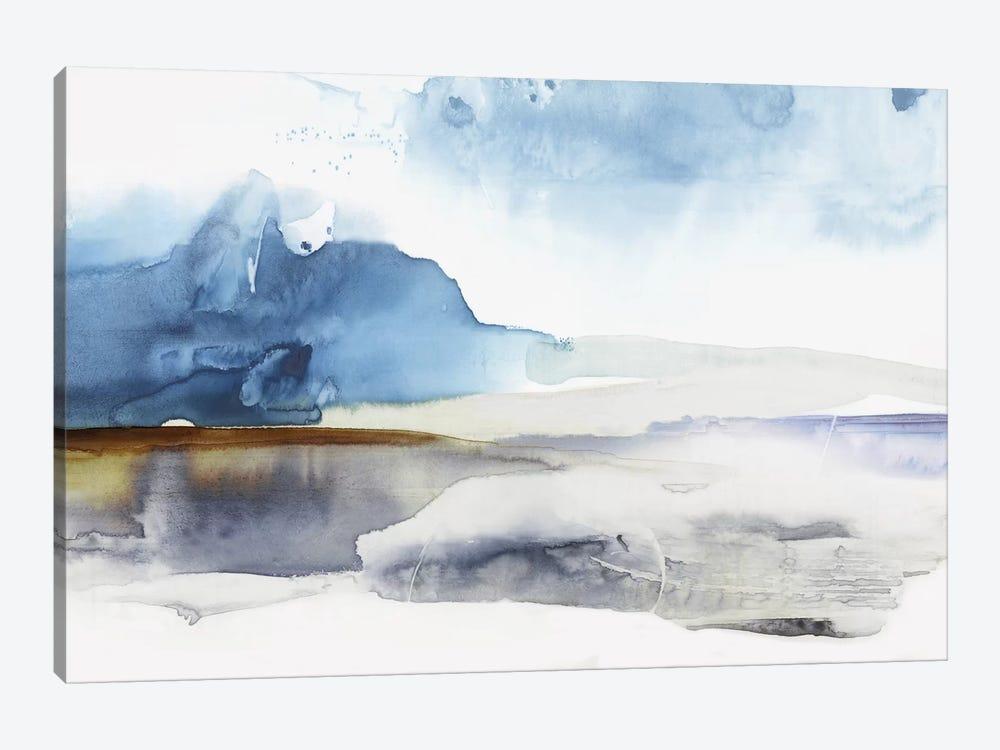 Lunar Landscape  by Eva Watts 1-piece Canvas Artwork