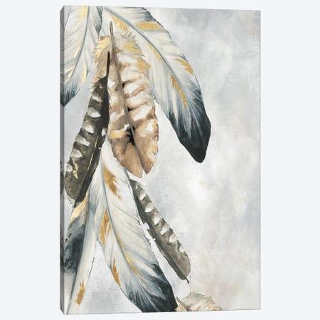 Golden Bunch Canvas Print #EWA27} by Eva Watts Canvas Print