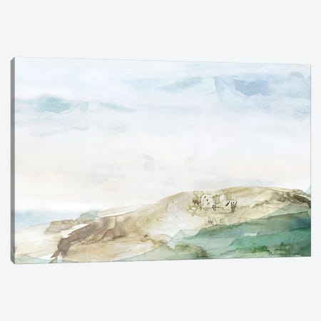 Serene Awakening II  3-Piece Canvas #EWA281} by Eva Watts Canvas Print