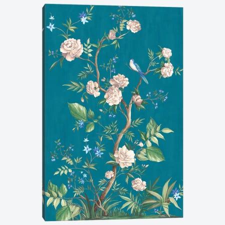 Silk Night Canvas Print #EWA282} by Eva Watts Art Print