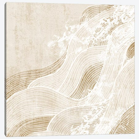 Tidal Waves II  Canvas Print #EWA297} by Eva Watts Canvas Print