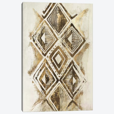 African Diamonds Canvas Print #EWA2} by Eva Watts Canvas Art Print