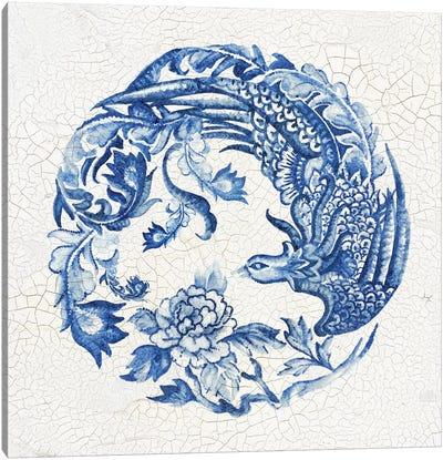 Chinese Porcelain I Canvas Art Print
