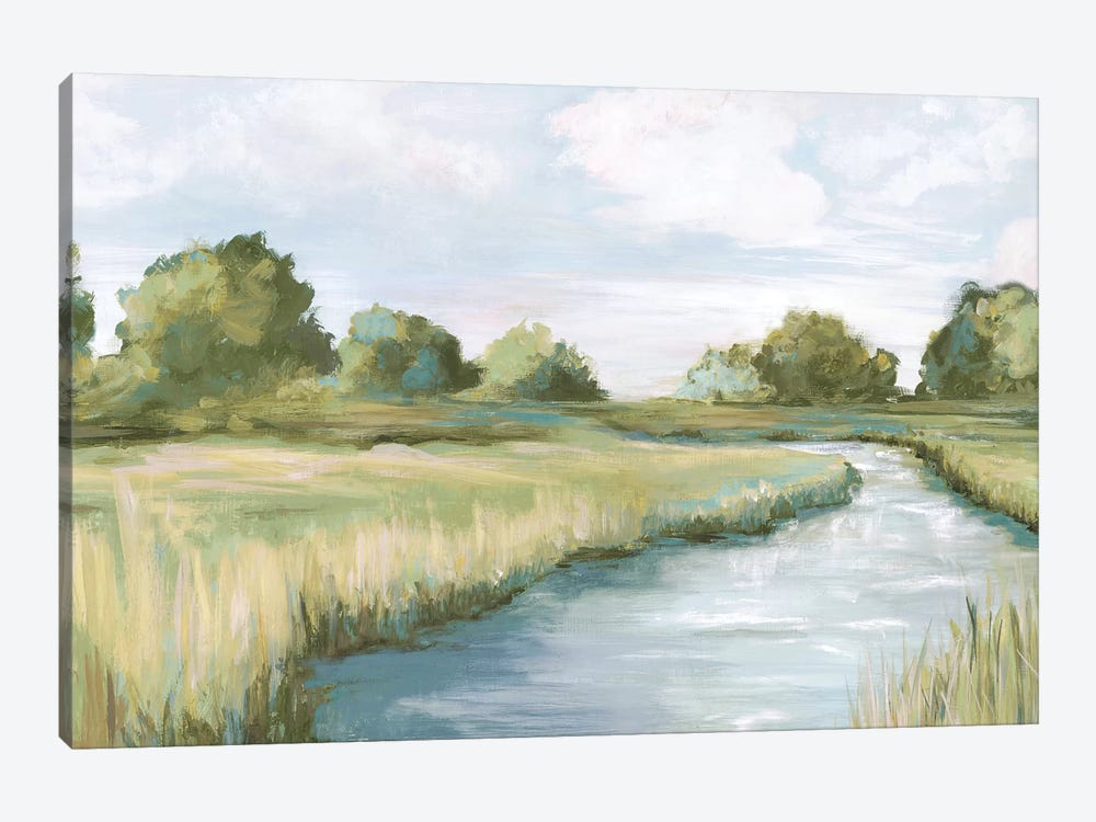 Country River by Eva Watts 1-piece Art Print