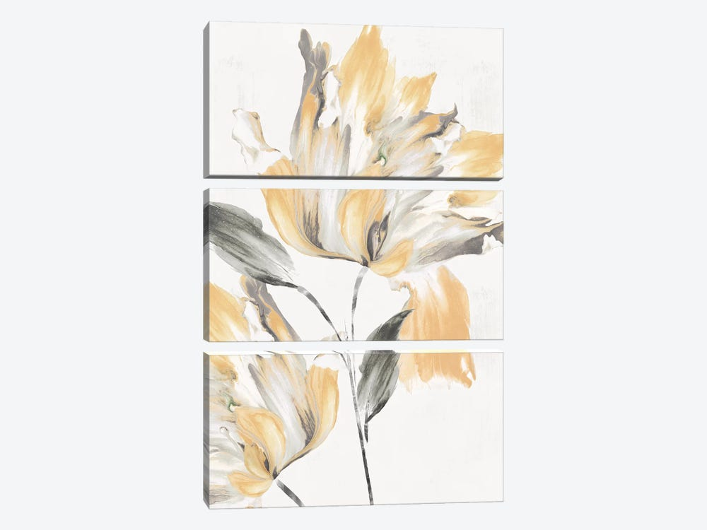 Igniting Love I by Eva Watts 3-piece Canvas Wall Art