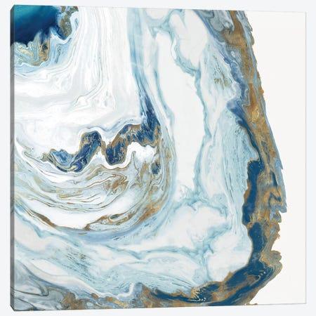 Ocean Space Canvas Print #EWA344} by Eva Watts Art Print