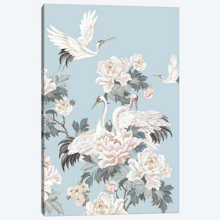 Pure Beauty II Canvas Print #EWA351} by Eva Watts Canvas Print