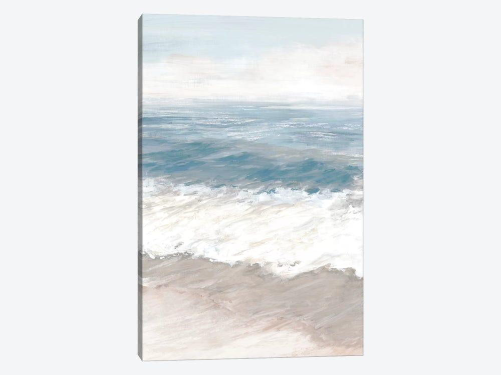Warm Waves by Eva Watts 1-piece Art Print