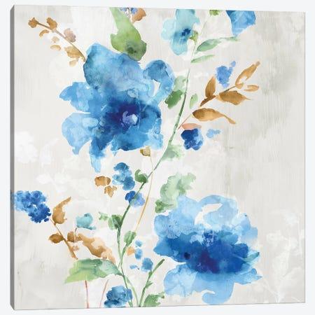 Breath of the Spring I Canvas Print #EWA374} by Eva Watts Canvas Wall Art