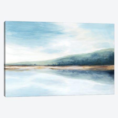 By The Water II Canvas Print #EWA378} by Eva Watts Canvas Art Print