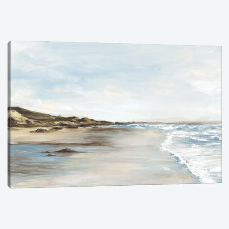 Coastal Memories I Canvas Print #EWA379} by Eva Watts Canvas Art Print