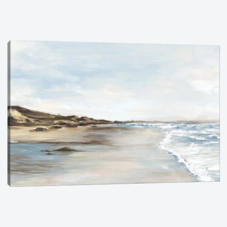 Coastal Memories I Canvas Print #EWA379} by Eva Watts Canvas Art Print
