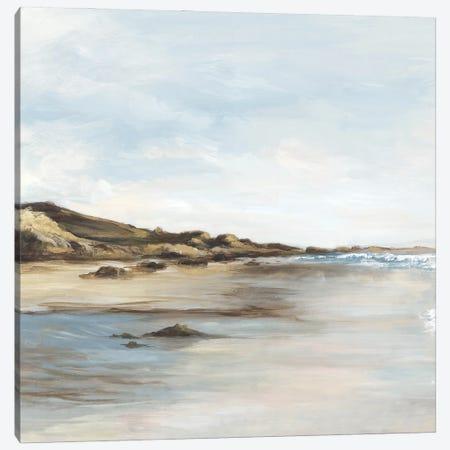 Coastal Memories II Canvas Print #EWA380} by Eva Watts Canvas Wall Art