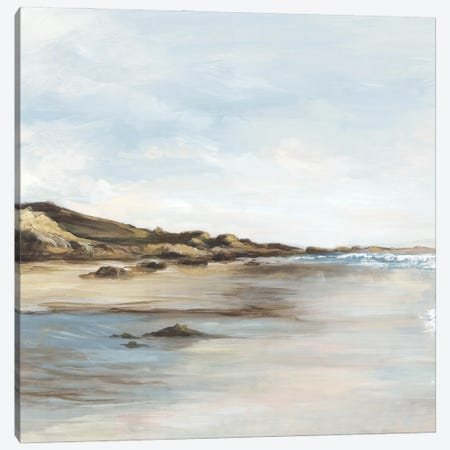 Coastal Memories II Canvas Print #EWA380} by Eva Watts Canvas Wall Art