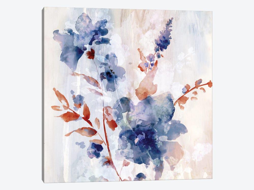 Flower Poetry II by Eva Watts 1-piece Art Print
