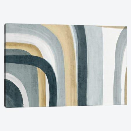 Neutral Movement II Canvas Print #EWA408} by Eva Watts Canvas Print