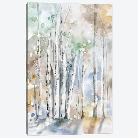 Speckles of Light Canvas Print #EWA418} by Eva Watts Canvas Artwork