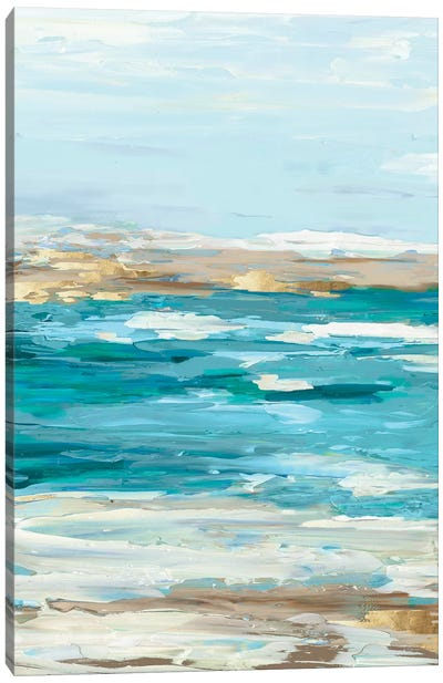 Sea Side I Canvas Art Print