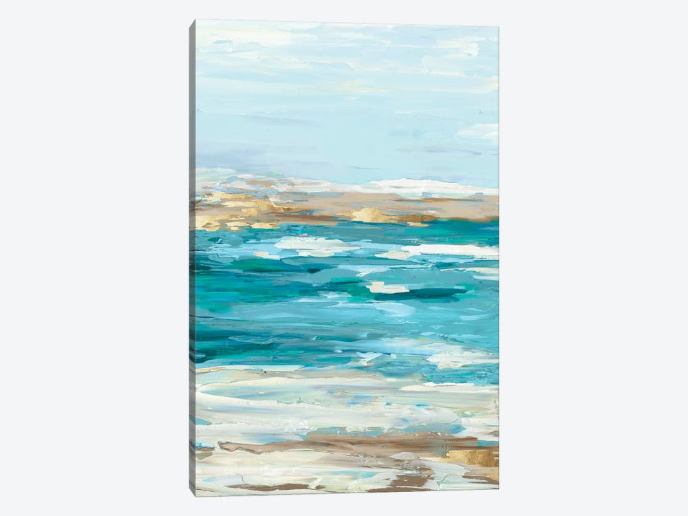 Sea Side I 1-piece Canvas Artwork
