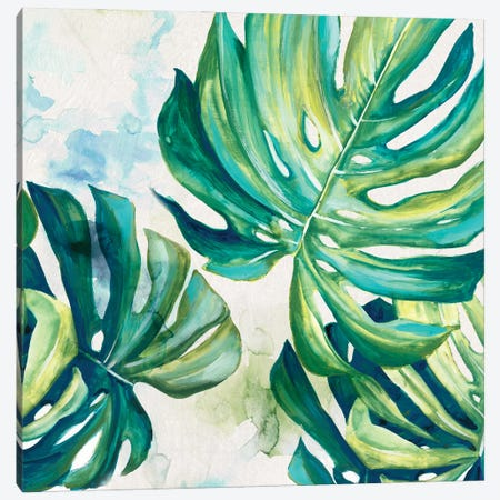 Summer Botanics II Canvas Print #EWA422} by Eva Watts Canvas Print