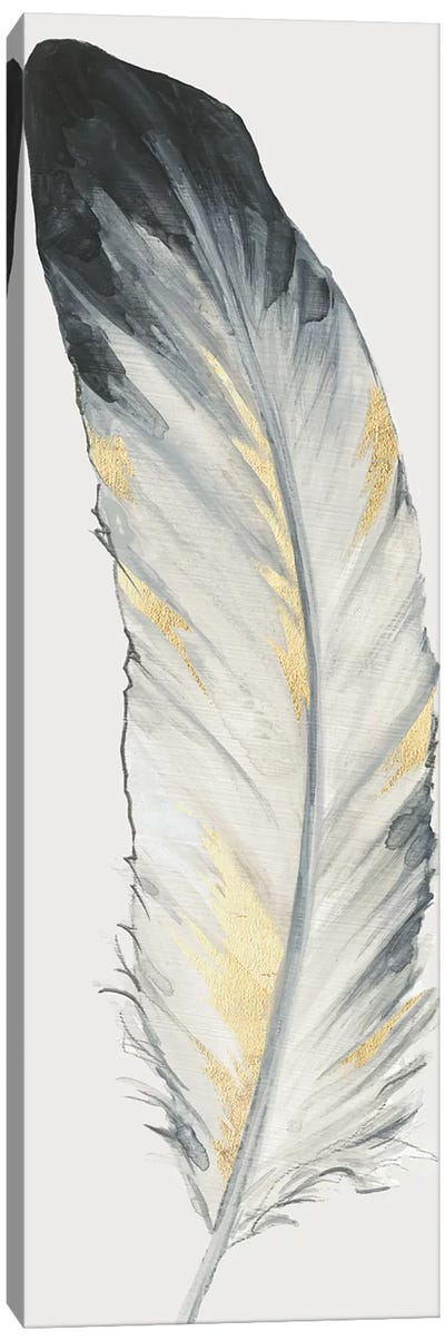 Secret Gold IV Canvas Art Print