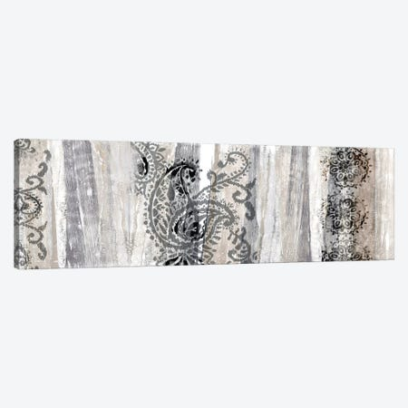 Abstract Elegance Canvas Print #EWA53} by Eva Watts Canvas Art Print