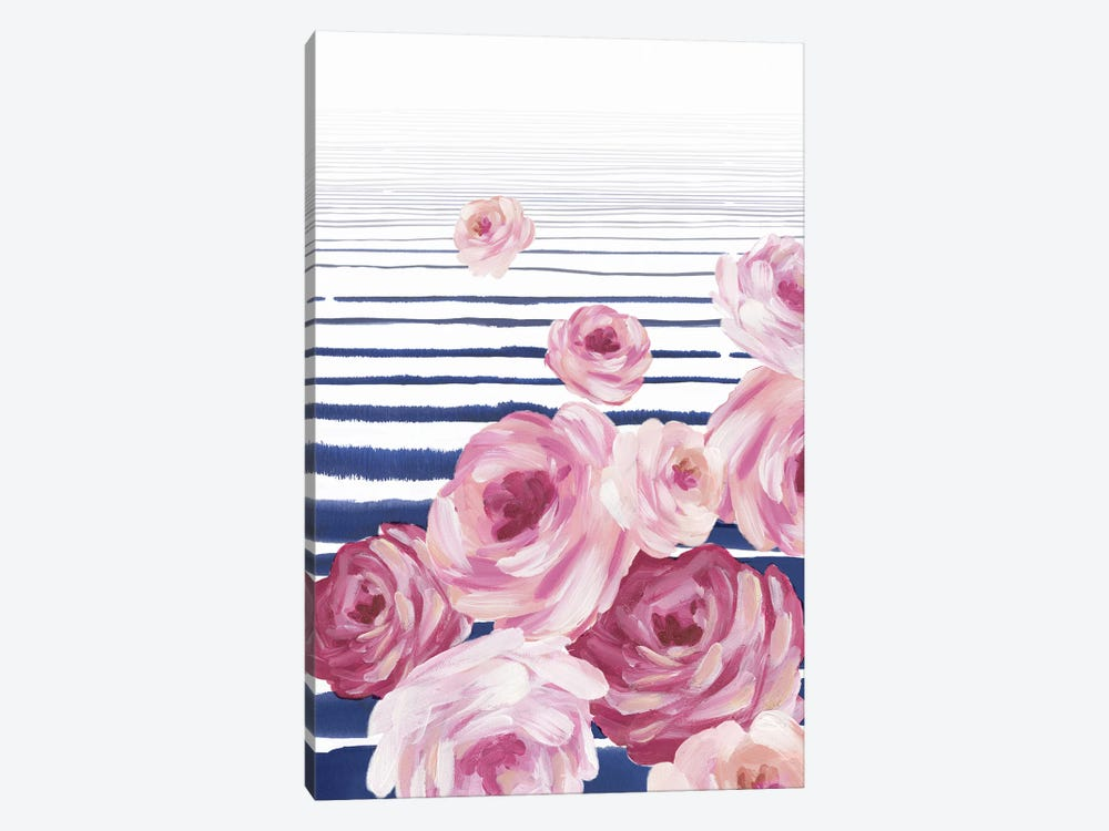 Beyond Floral by Eva Watts 1-piece Canvas Wall Art