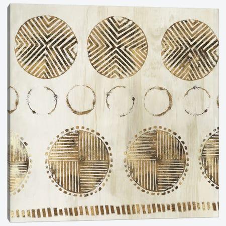 African Pattern Canvas Print #EWA5} by Eva Watts Canvas Wall Art