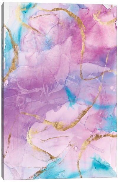 Gold Highlights I Canvas Art Print