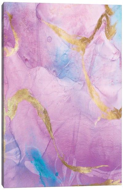 Gold Highlights II Canvas Art Print