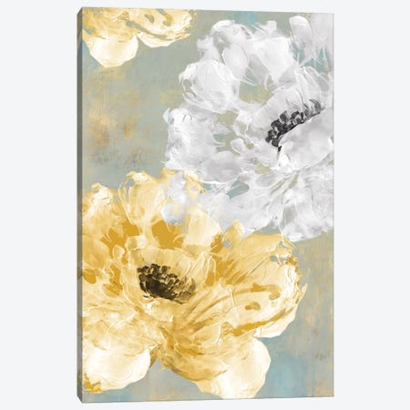 Neutral Contrast I Canvas Print #EWA71} by Eva Watts Canvas Art Print